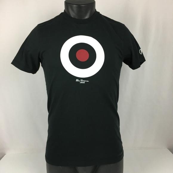 96fc5db26 Ben Sherman Other - BEN SHERMAN Bullseye T-Shirt Men's Small Signature
